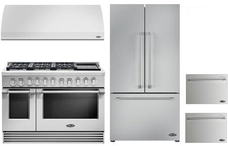 DCS 719234 Kitchen Appliance Packages