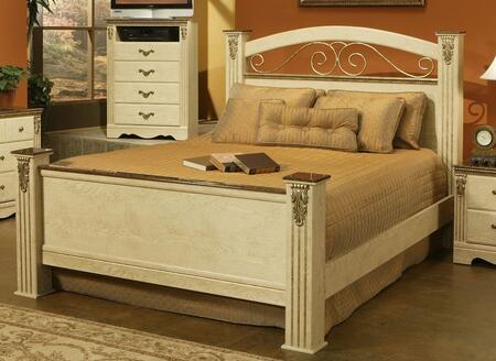 Sandberg 376B Venetian Queen Bedroom Sets