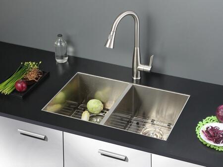 Ruvati RVC2330 Kitchen Sink