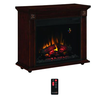 Classic Flame 23RM133C232 Arthur Cherry Roll Series  Electric Fireplace