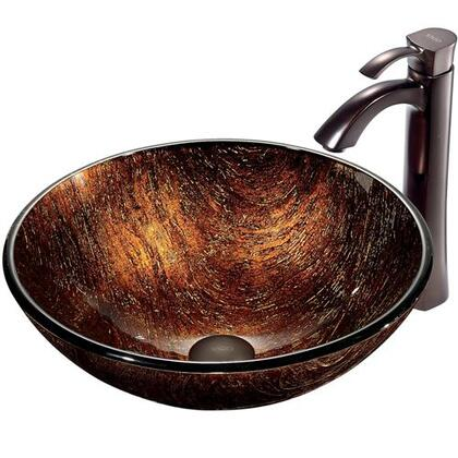 Vigo VGT197 Oil Rubbed Bronze Bath Sink