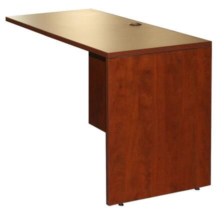 Boss N196C Transitional Standard Office Desk
