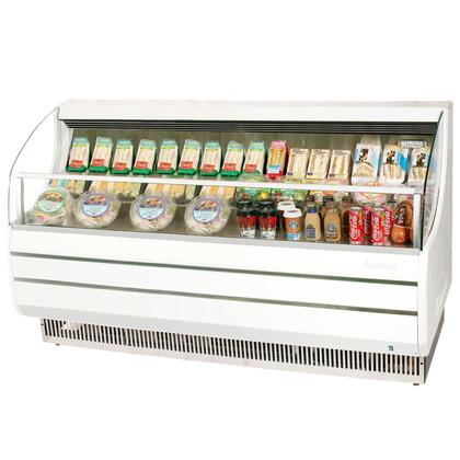 Turbo Air TOM75S  Freestanding Refrigerator