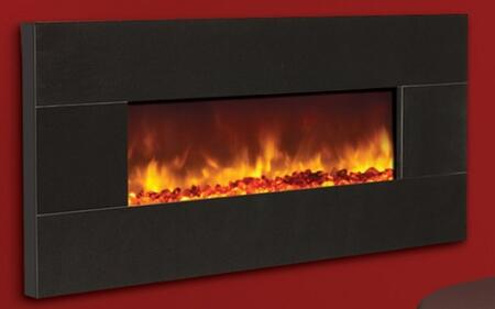 Amantii BLTIN58BLKGRANITE  NA Electrical Fireplace