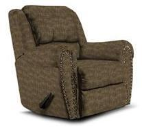 Lane Furniture 21414481230 Summerlin Series Transitional Fabric Wood Frame  Recliners
