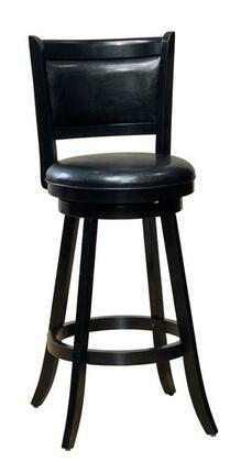 Hillsdale Furniture 4472831 Dennery Series Residential Faux Leather Upholstered Bar Stool