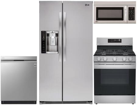 LG 742057 Kitchen Appliance Packages