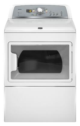 "Maytag MEDX700XW 27"" Electric Dryer 