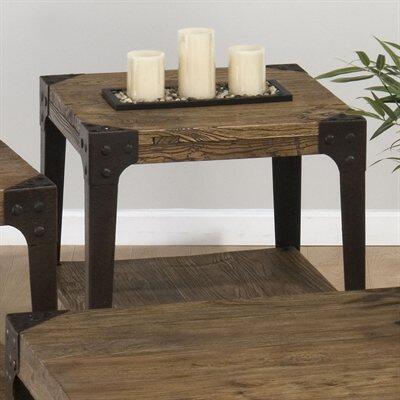 Jofran 4063 Traditional Rectangular 0 Drawers End Table