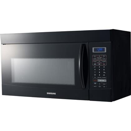 samsung appliance smh9187b 1 8 cu ft black over the range rh appliancesconnection com samsung microwave smh9187st installation manual Samsung Microwave Parts Diagram