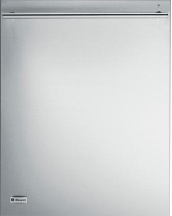 GE Monogram ZBD7920PSS Monogram Series Built-In Fully Integrated Dishwasher with in Stainless Steel