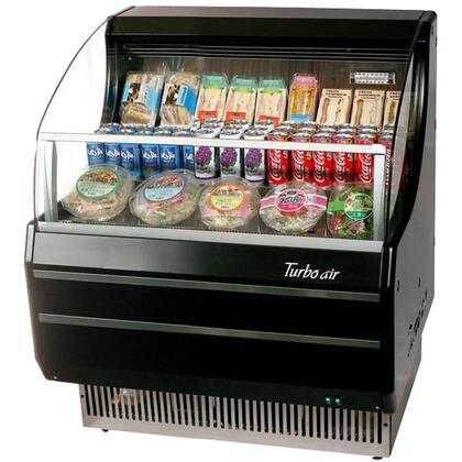 Turbo Air TOM30SB  Freestanding Refrigerator