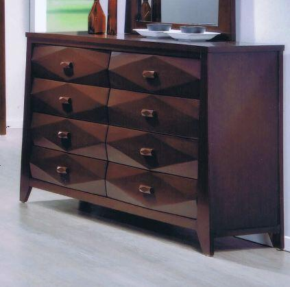 Meridian CARLYD Carly Series Wood Dresser