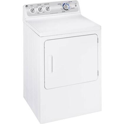 GE GRDN510EMWS  Electric Dryer, in White