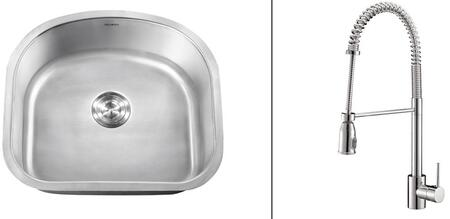 Ruvati RVC2476 Kitchen Sink