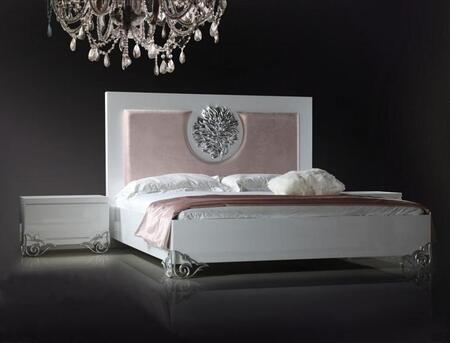 VIG Furniture LS403Q  Queen Size Platform Bed