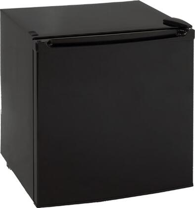 Avanti AR1733B  Compact Refrigerator with 1.7 cu. ft. Capacity in Black
