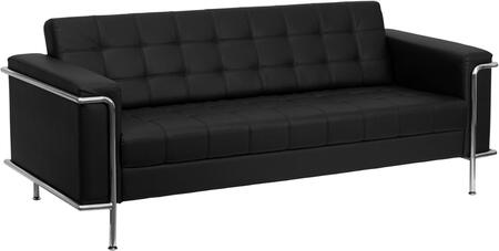 Flash Furniture ZBLESLEY8090SOFABKGG