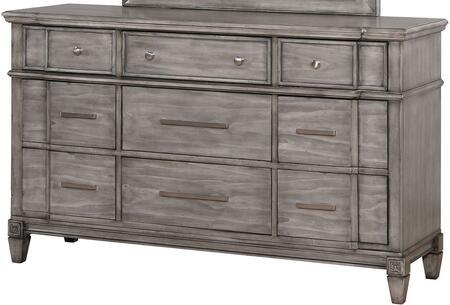 Furniture of America CM7855D Ganymede Series  Dresser
