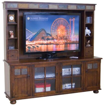 Sunny Designs 2704DC Santa Fe TV Stands