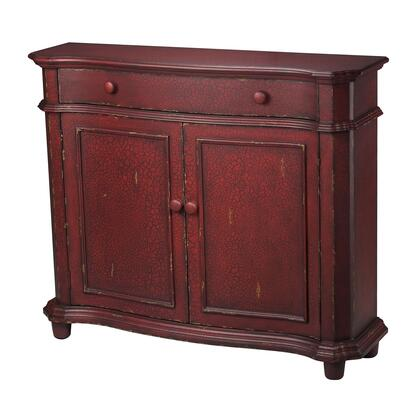 Sterling 881210 Forest Knolls Series Freestanding Wood 2 Drawers Cabinet
