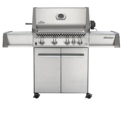"Napoleon PRO500RBNSS Freestanding 67"" Natural Gas Grill"