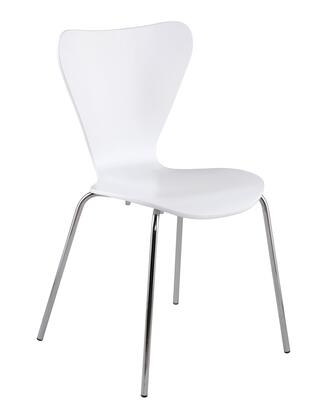 Euro Style 02844 Tendy Series  Dining Room Chair