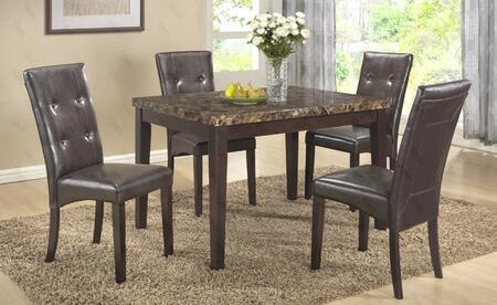 Glory Furniture G0070TC Bar Table Sets