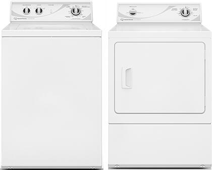 Speed Queen 658638 Washer and Dryer Combos