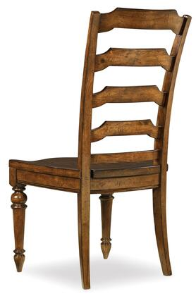 Tynecastle Ladderback Side Chair Image 1