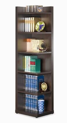 Coaster 800270  Wood 6 Shelves Bookcase
