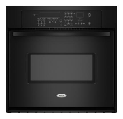 Whirlpool GBS279PVB Single Electric Touch Sensor Yes Wall Oven |Appliances Connection