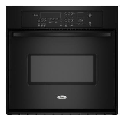 Whirlpool GBS279PVB Single Wall Oven