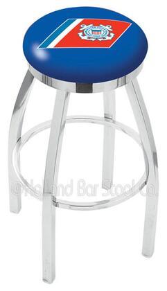Holland Bar Stool L8C2C25CSTGRD Residential Vinyl Upholstered Bar Stool