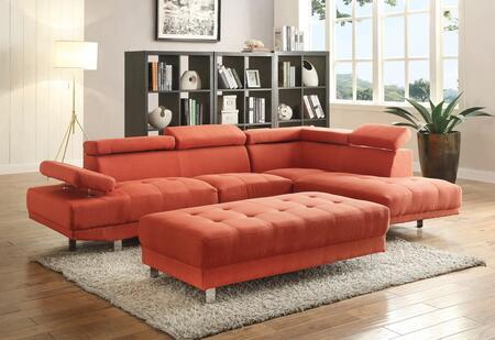 Glory Furniture G444SCO Milan Living Room Sets