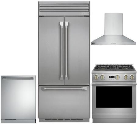 GE Monogram 709520 Kitchen Appliance Packages