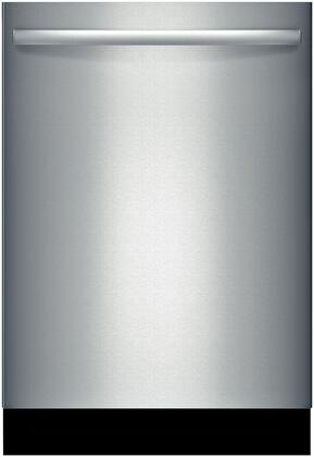 """Bosch SHX9ER55UC 24"""" 800 Plus Series Built-In Fully Integrated Dishwasher"""