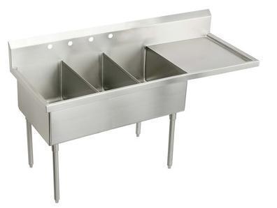 Elkay WNSF8354R6 Kitchen Sink