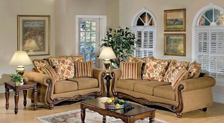 Acme Furniture 50310SL Olysseus Living Room Sets