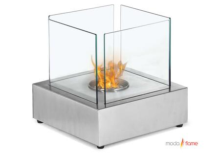 Moda Flame GF301600SS  Bioethanol Fireplace