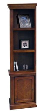 Legends Furniture OS3203SPROld Savannah Series  Bookcase