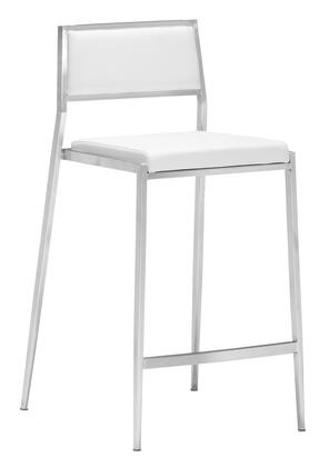 Zuo 300189 Dolemite Series Residential/Commercial Bar Stool