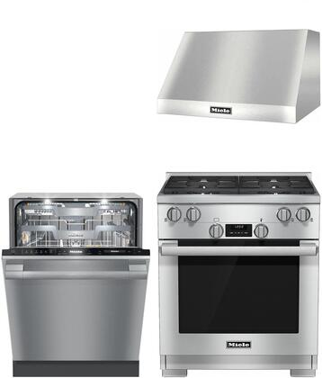 Miele 736724 Kitchen Appliance Packages