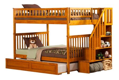 Atlantic Furniture AB56837  Full Size Bunk Bed