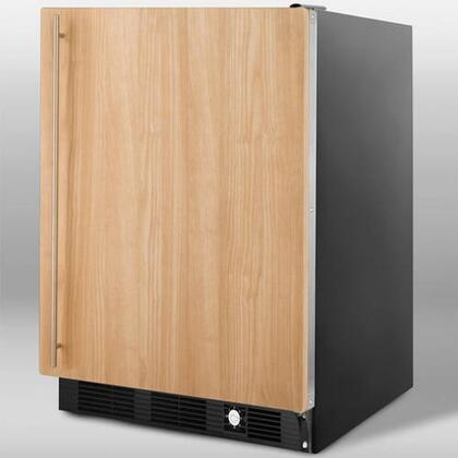 Summit SCFF55BIMIF  Counter Depth Freezer with 5 cu. ft. Capacity in Panel Ready
