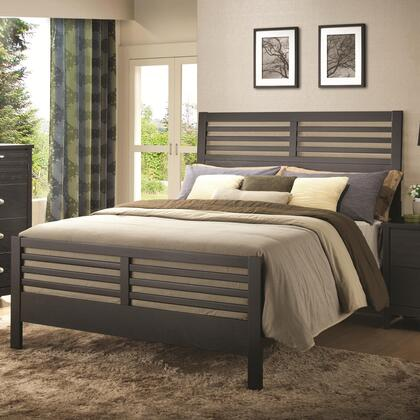 Coaster 202721Q Richmond Series  Queen Size Panel Bed