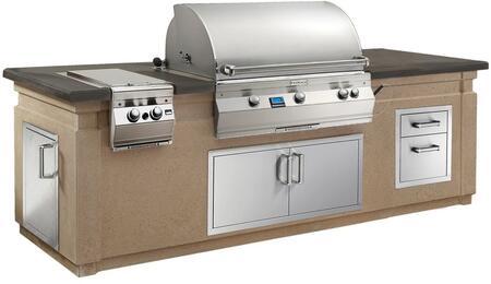 FireMagic 964126 Aurora Outdoor Kitchen Islands