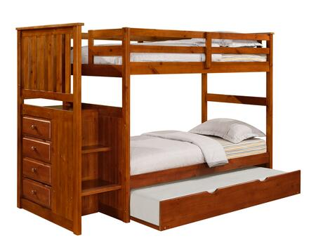 Donco 820E  Twin Size Bunk Bed