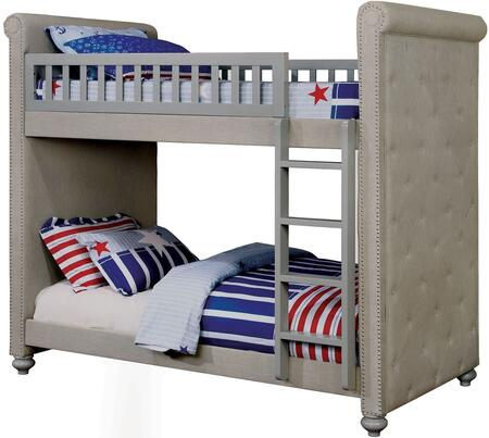 Furniture of America CMBK718BED Sascha Series  Twin Size Bed
