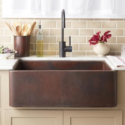 Native Trails CPK294 Copper Kitchen Sink